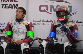 M.AL NAIMI(QAT) S.AL NAIMI(QAT) A.DELHALLE(FRA) R.AL MANNAI(QAT) QATAR ENDURANCE RACING TEAM INTERNATIONAL JUNIOR TEAM Suzuki WORLD ENDURANCE 24H LE MANS (Circuit Le Mans) 19-20/04/2008 ©PSP L.Swiderek