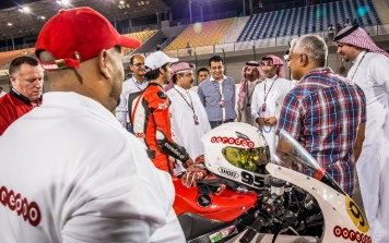 Ooredoo Racing Team