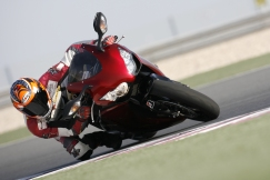 testing new honda 2008 with factory